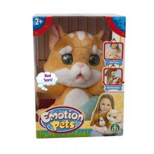 EMOTION PETS Оранжево коте с истински сълзи